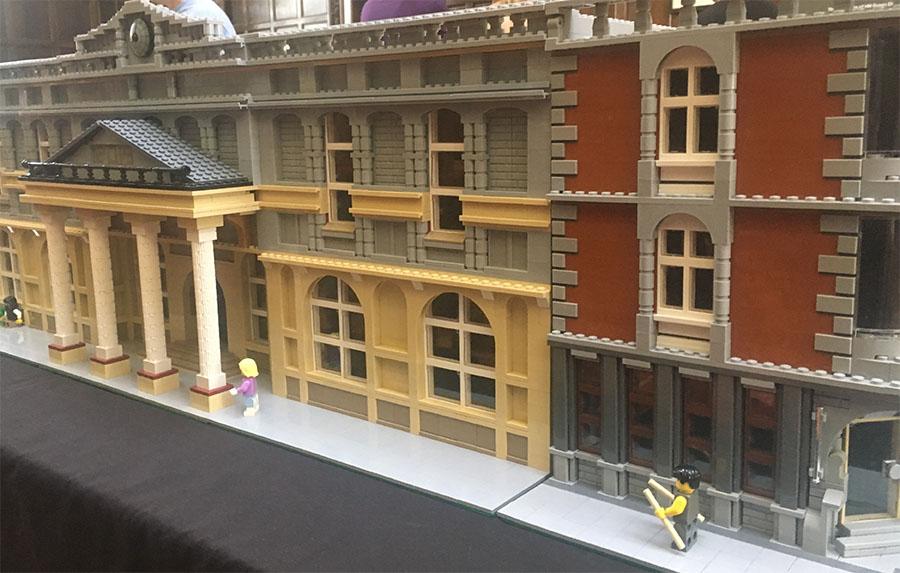 Gavin Pell's LEGO City