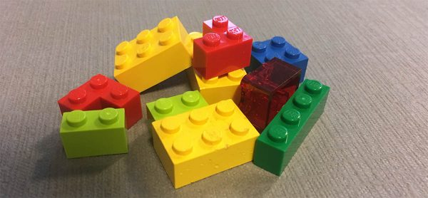 LEGO Serious Play workshop in the UK