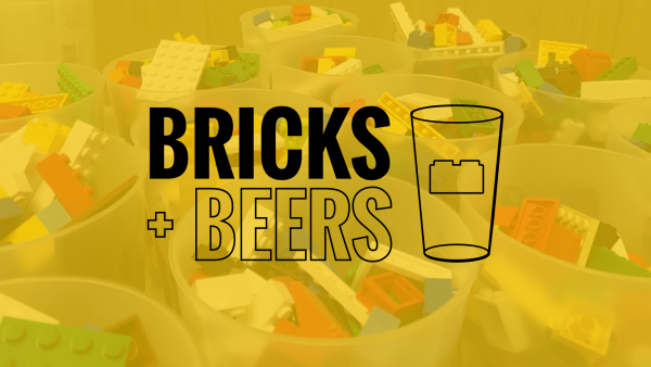 Bricks + Beers - LEGO social events for adults in the UK