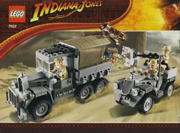 LEGO Indiana Jones set (Brickset)
