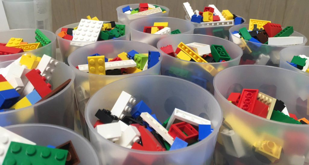 LEGO workshops and events for libraries