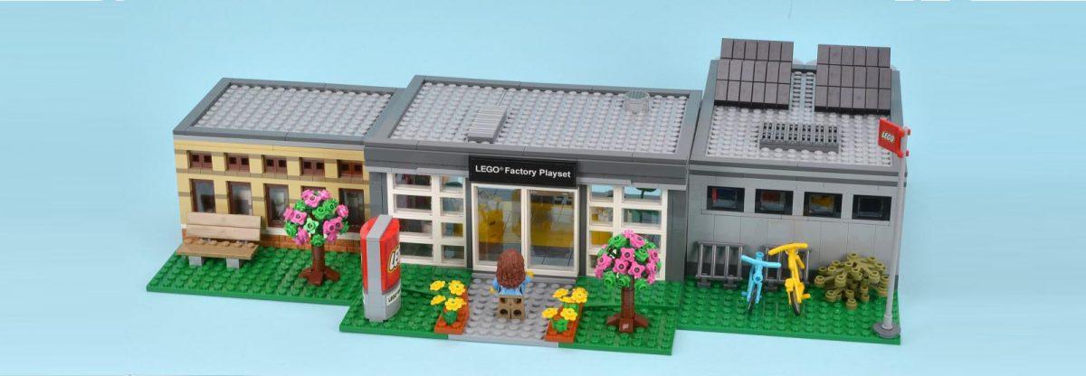 LEGO Factory playset by Jonas