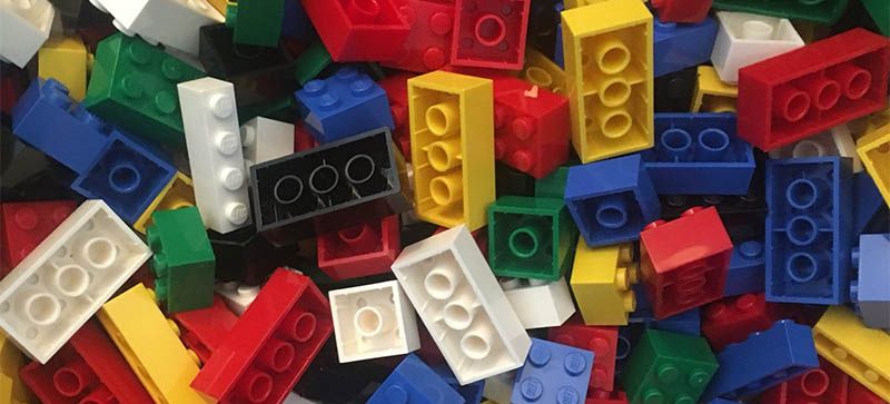 LEGO brick hire in the UK