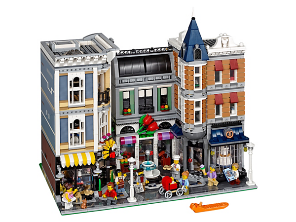 LEGO Assembly Square modular set