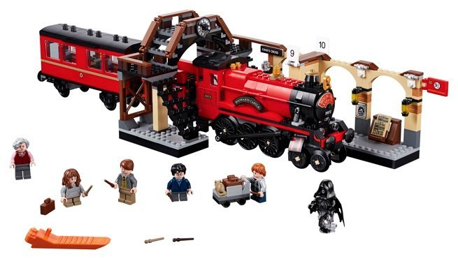 LEGO's new Harry Potter sets