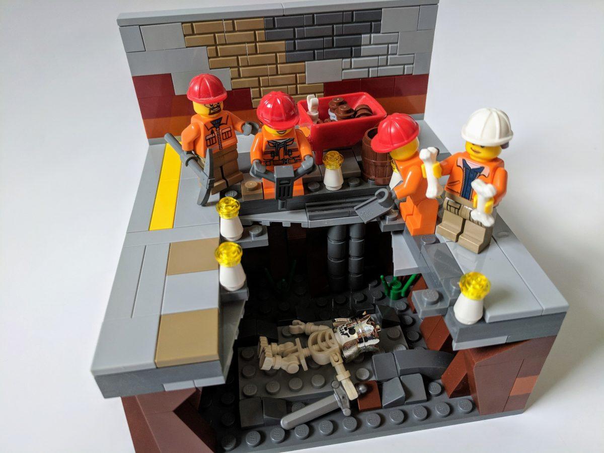 Richard III LEGO model by Adam White