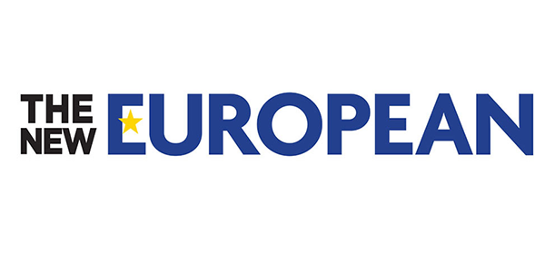 New European logo - LEGO event and model client of Bricks McGee