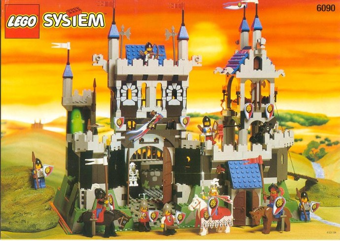 LEGO 6090 Royal Knights Castle