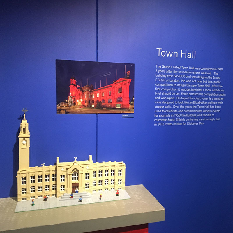 LEGO exhibits and exhibitions for museums