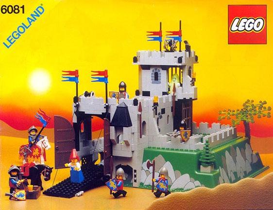 LEGO fan Dan's favourite set - King's Mountain Castle