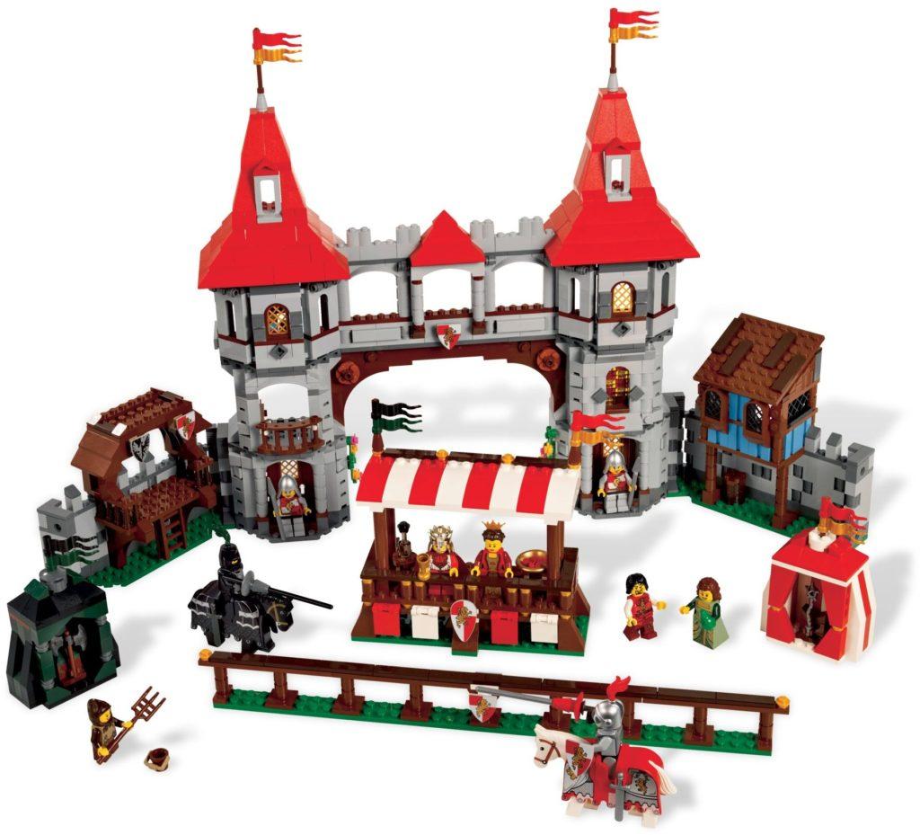 LEGO Kingdom Joust set 10233; image: Brickset.com