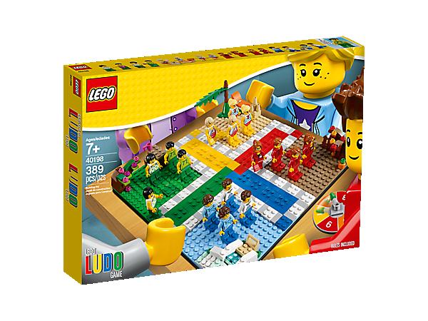 LEGO Ludo game for Christmas 2018