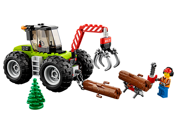 60181 LEGO City Forest Tractor - Christmas 2018 recommendation