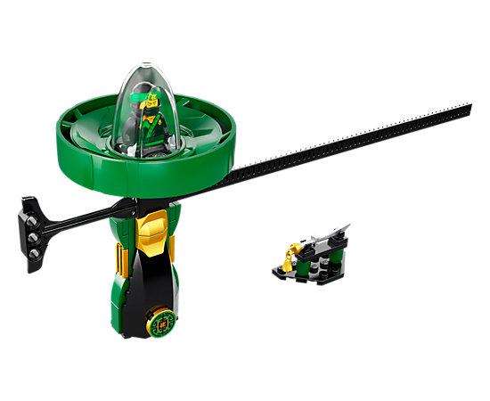 LEGO Spinjitsu spinner set