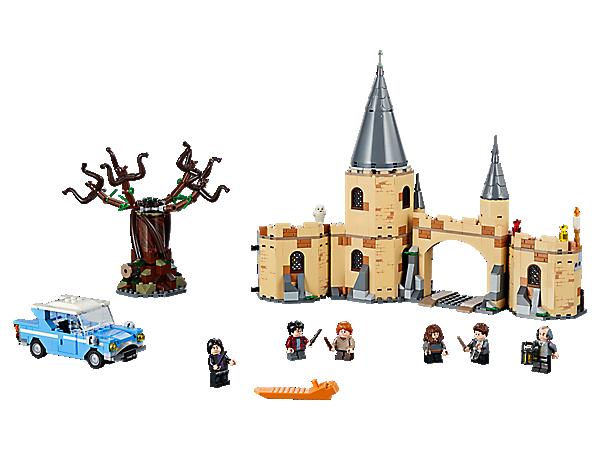 Hogwarts™ Whomping Willow™ LEGO set