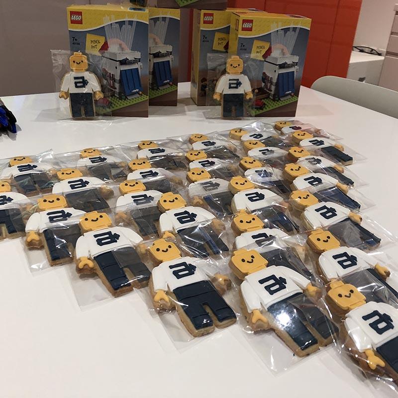 LEGO team building workshops