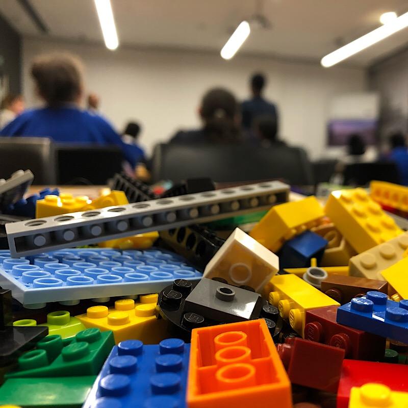 LEGO workshops for schools