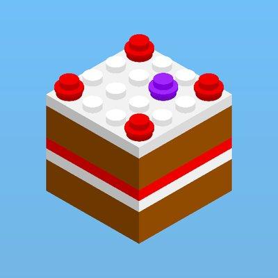 BrickBakery LEGO fan logo