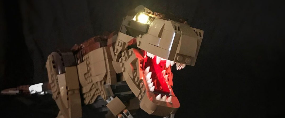 Game of Bricks LEGO lighting kit review