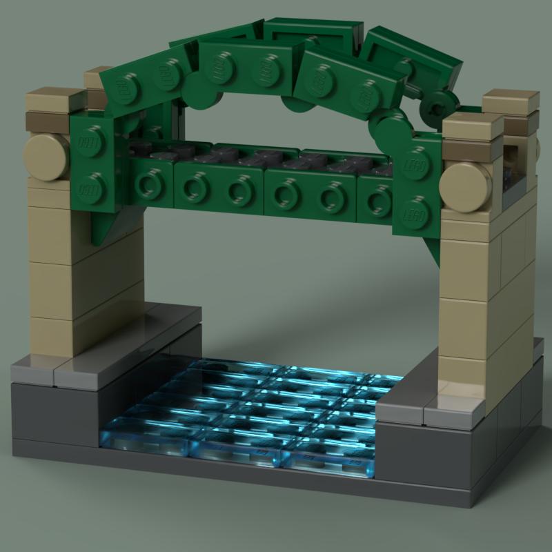 Digital LEGO® model design