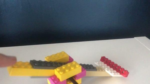 Build a LEGO catapult - workshop activity