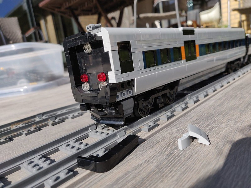 Brick Train Awards 2020 - ØresundstogetBest TFOL Model Europe -