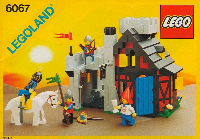 Guarded Inn LEGO set - Brickset