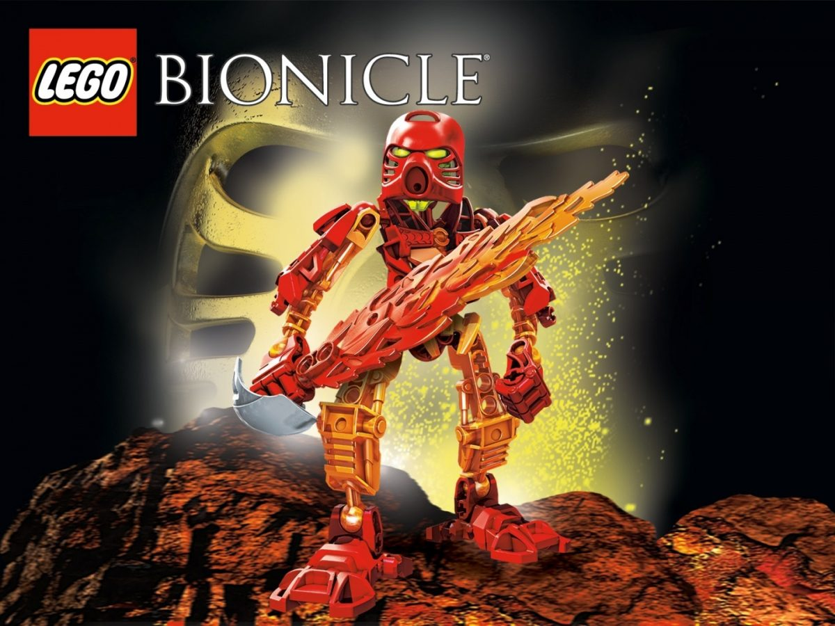 LEGO BIONICLE theme