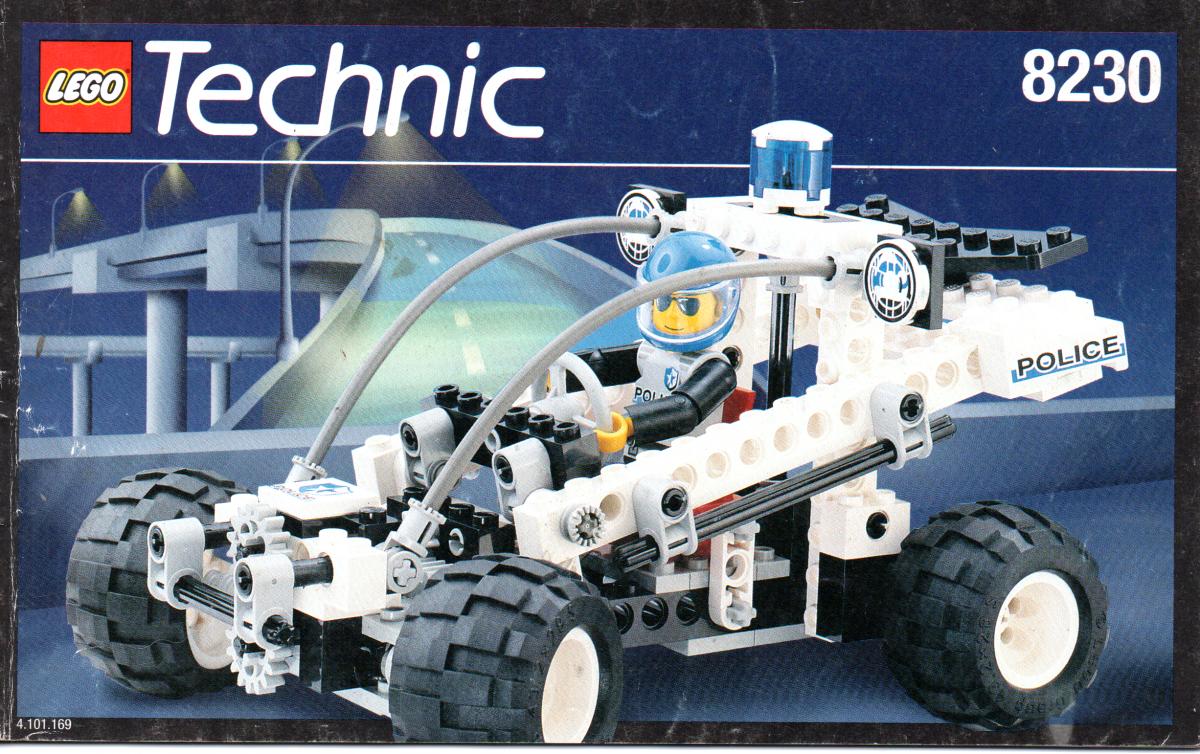 LEGO Technic 8230
