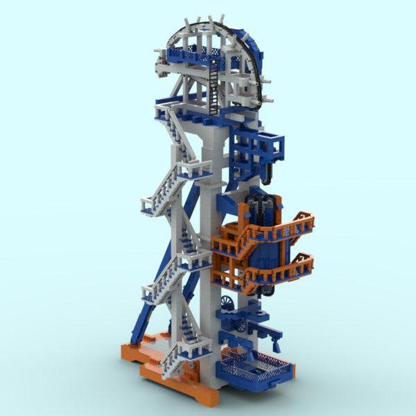 Digital LEGO model design for Maritime Developments