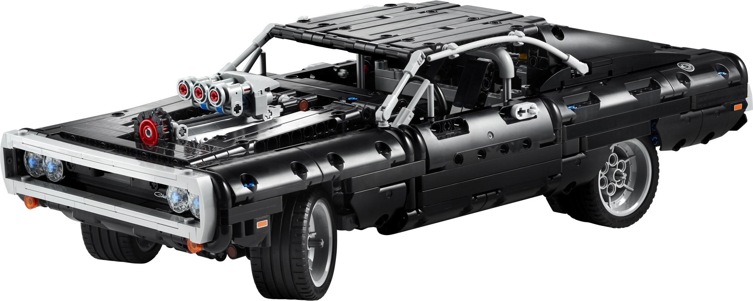 LEGO set 42111 Dom's Dodge Charger - Brickset