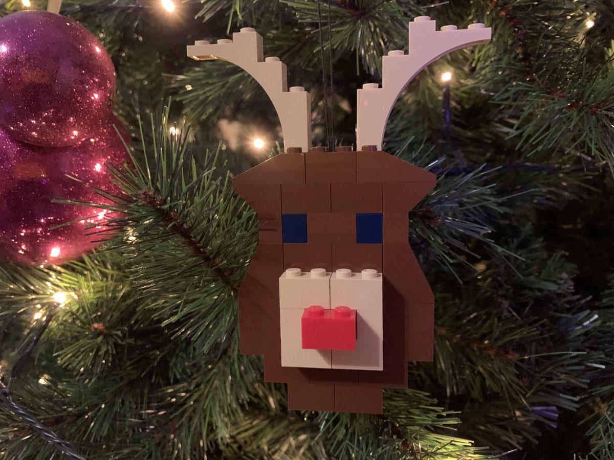 LEGO workshops for Christmas