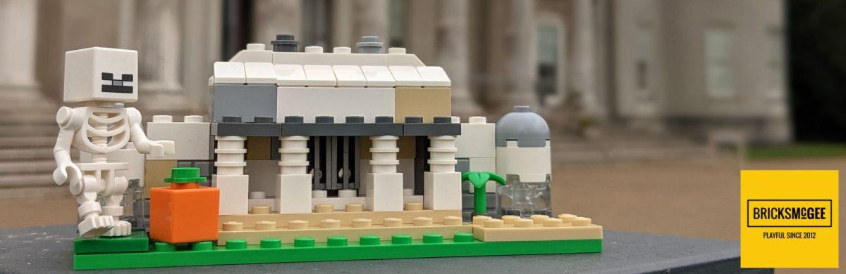 LEGO workshops for Shugborough Hall, Staffordshire